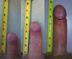 quer Ver Seu Pênis Aumentar Até 7 Cm?