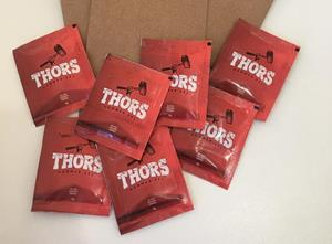 Amostra grátis para aumento peniano Thors hammer gel